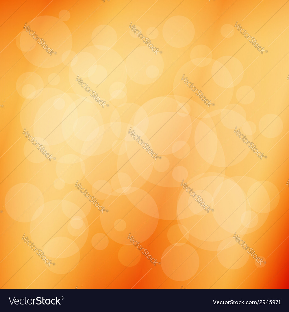 Soft orange abstract background vector | Price: 1 Credit (USD $1)