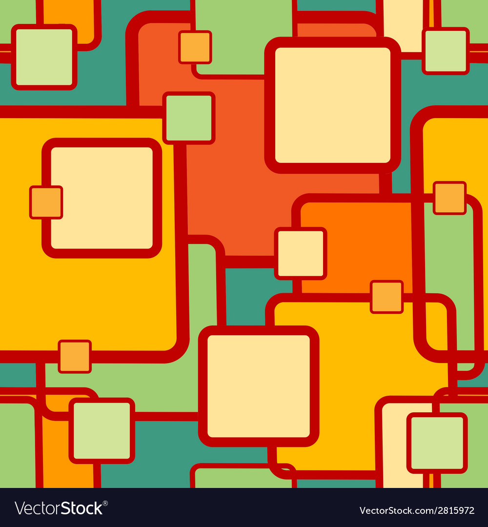 Abstract geometrical seamless pattern vector | Price: 1 Credit (USD $1)