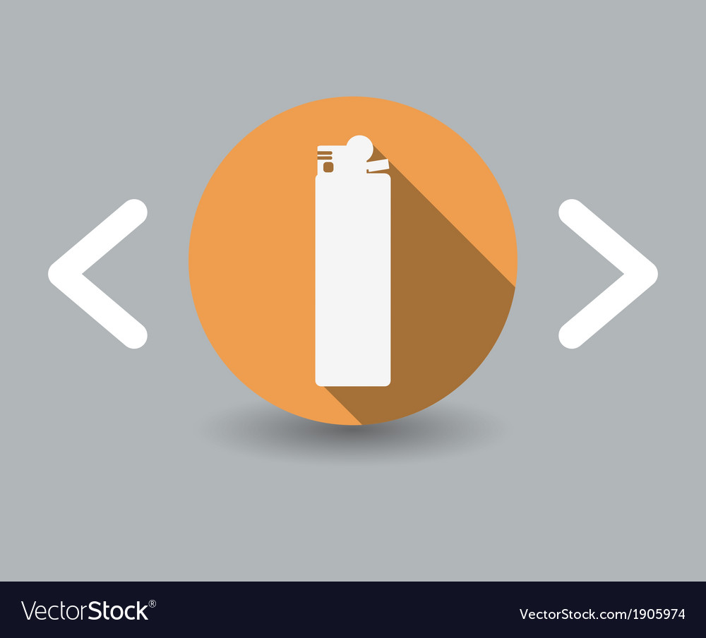 Lighter icon vector   Price: 1 Credit (USD $1)