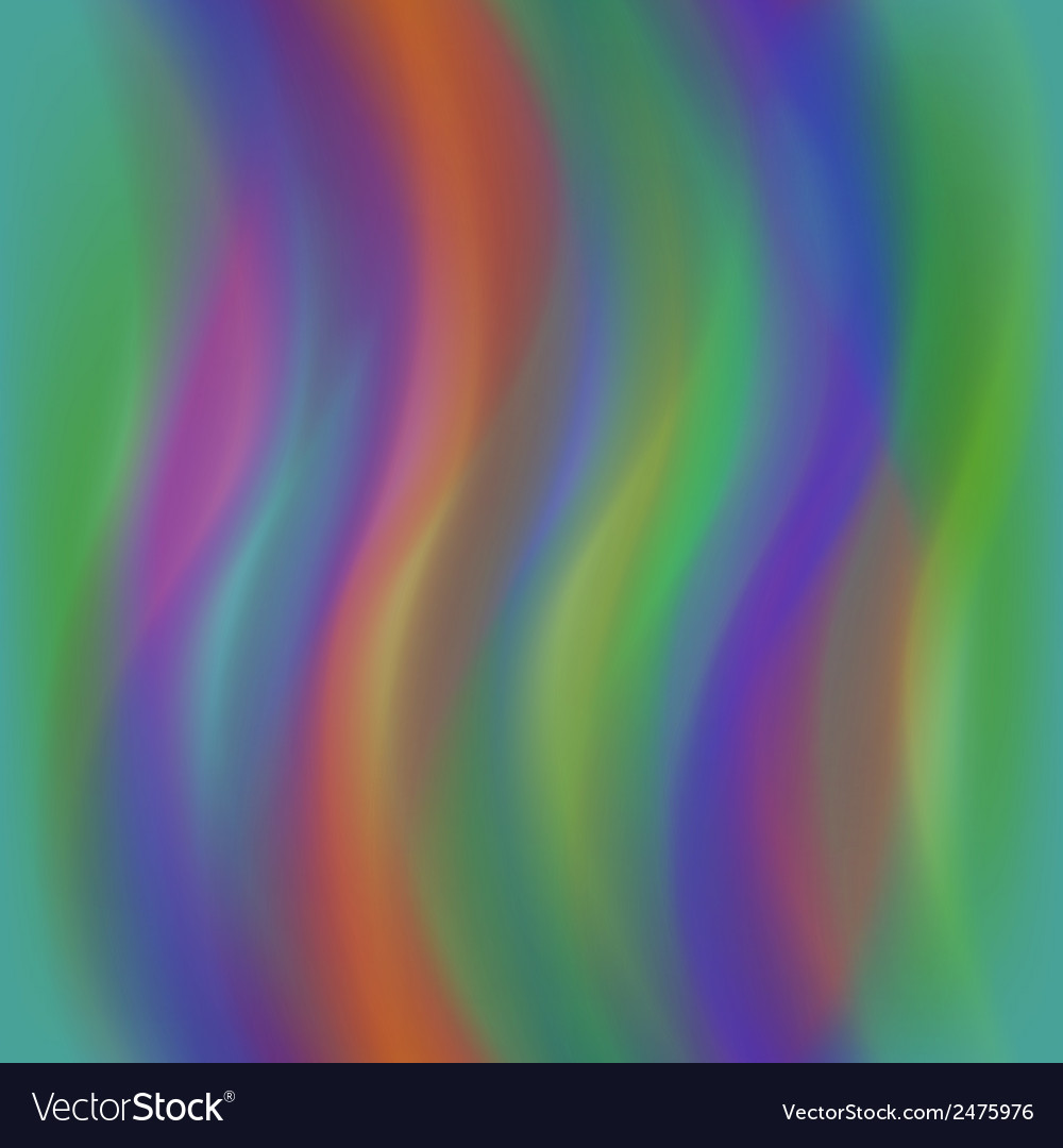 Abstract colorful seamless wave pattern vector | Price: 1 Credit (USD $1)