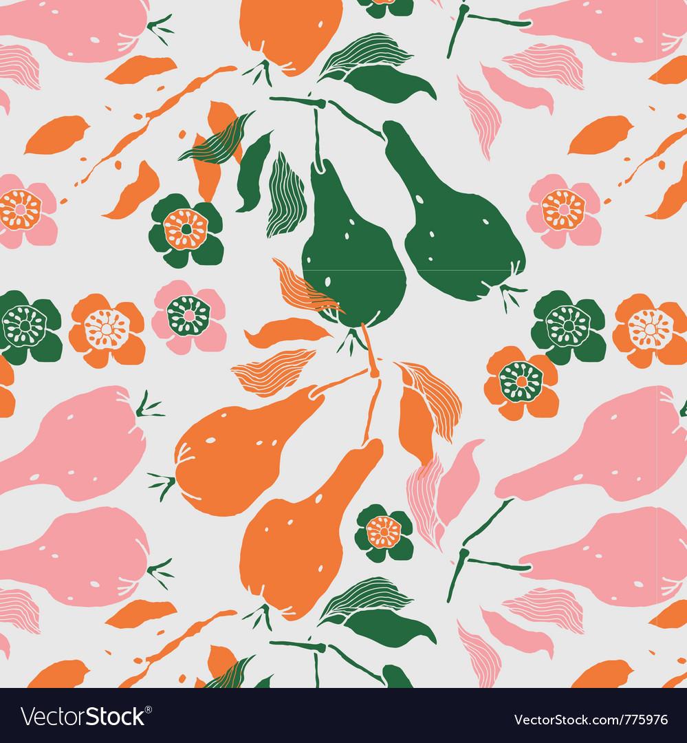 Fruit art print vector | Price: 1 Credit (USD $1)
