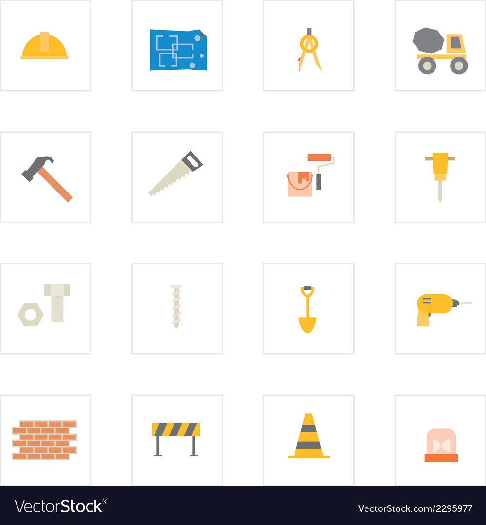Icon engineering construction vector | Price: 1 Credit (USD $1)