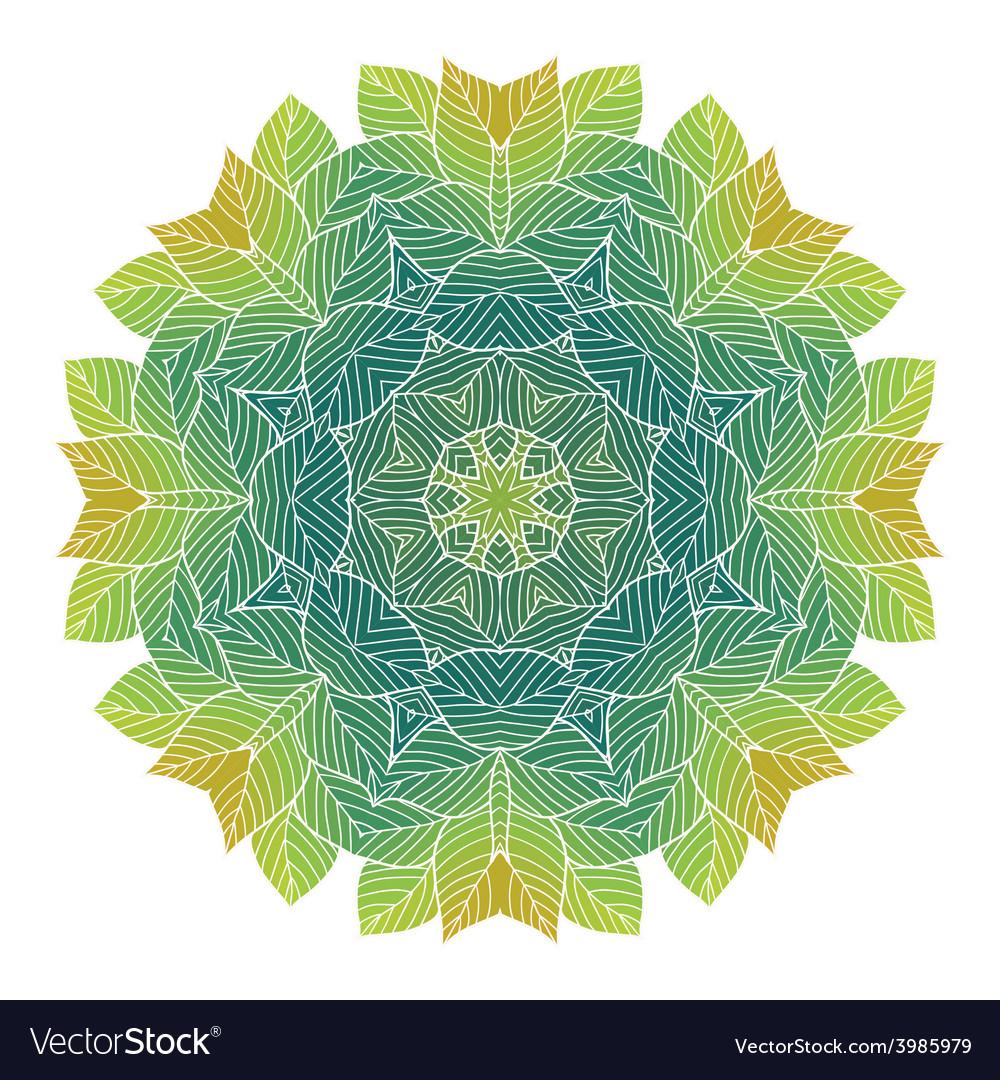 Hand drawn ornamental background vector | Price: 1 Credit (USD $1)