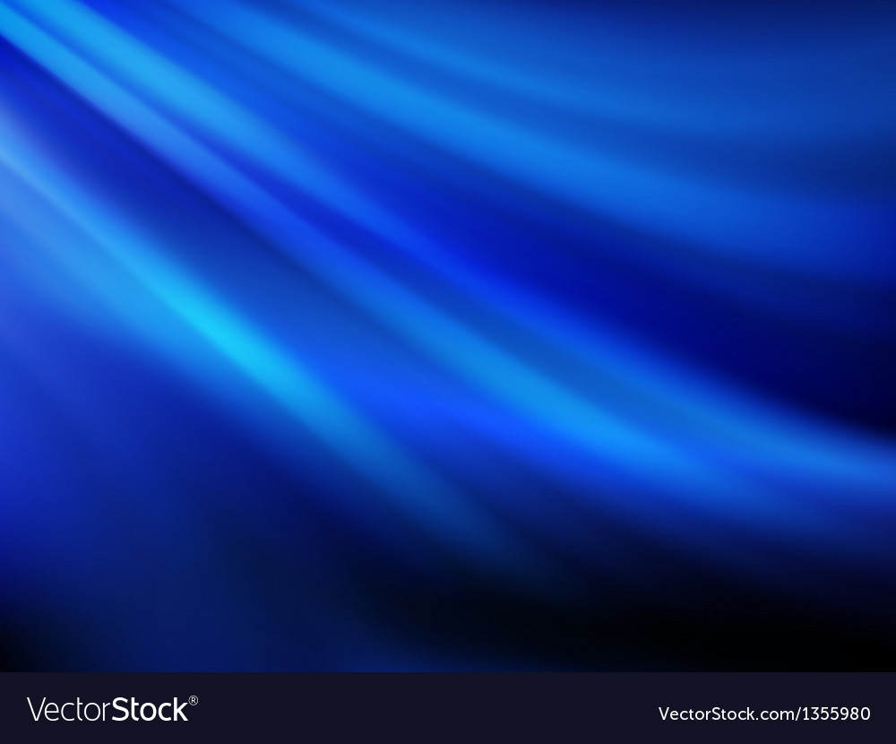 Abstract blue wave or smoke texture eps 10 vector | Price: 1 Credit (USD $1)