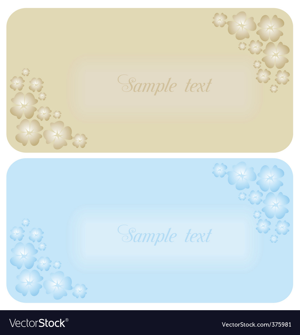 Beautiful wedding invitation or card vector | Price: 1 Credit (USD $1)