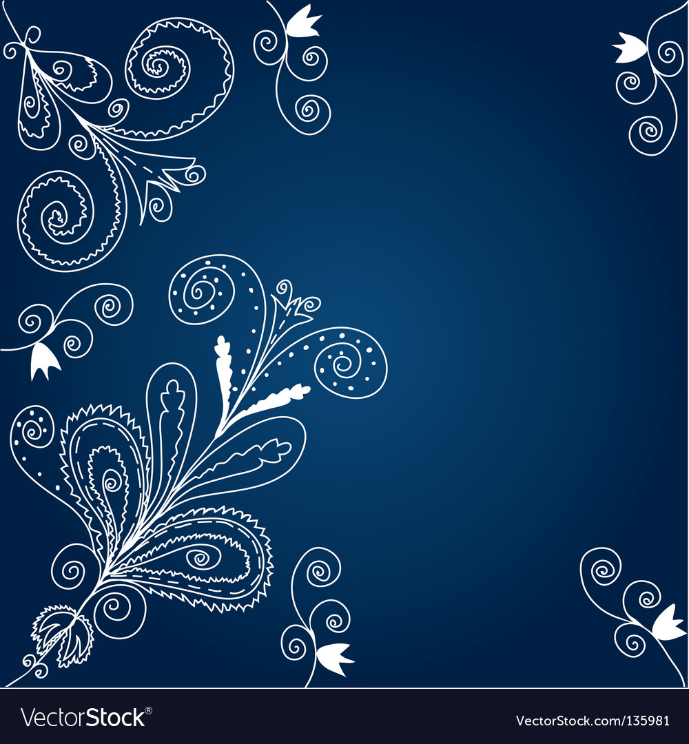 Blue and white background vector | Price: 1 Credit (USD $1)