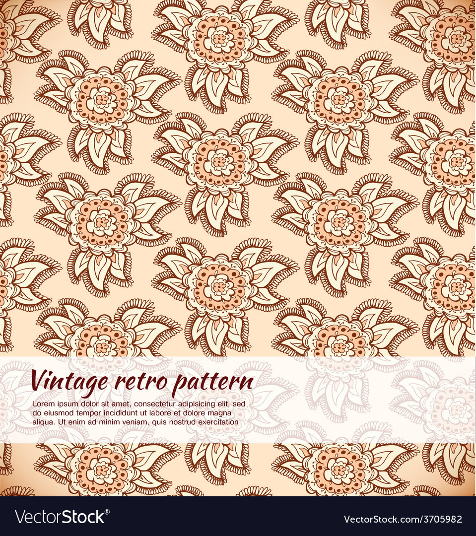 Abstract pattern background vector   Price: 1 Credit (USD $1)