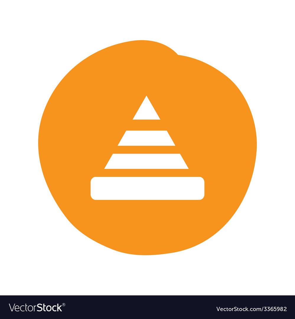 Cone design vector | Price: 1 Credit (USD $1)
