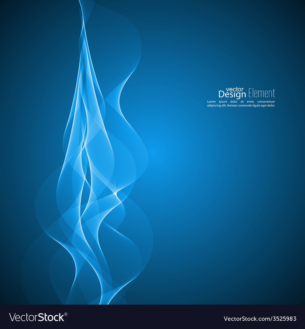Abstract background with soft lines vector | Price: 1 Credit (USD $1)