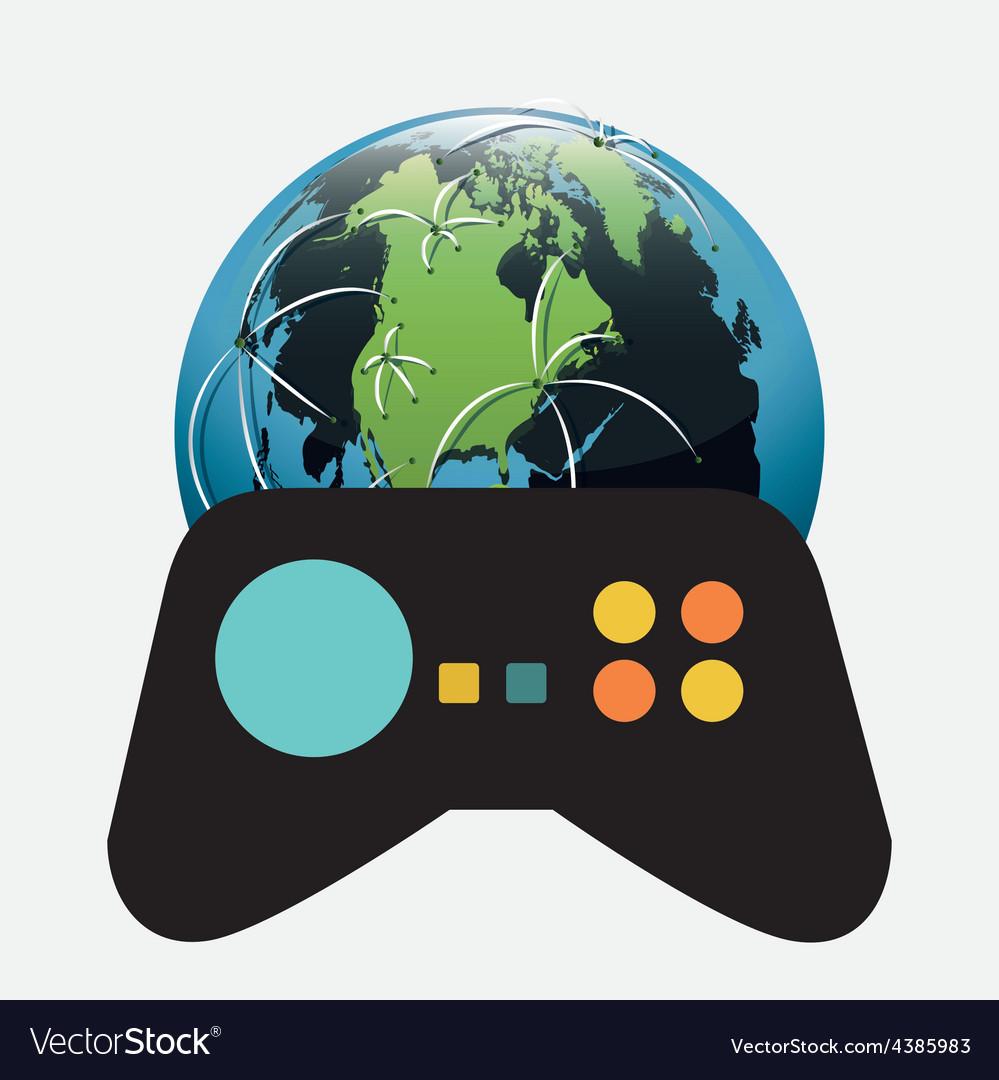 Internet design vector | Price: 1 Credit (USD $1)
