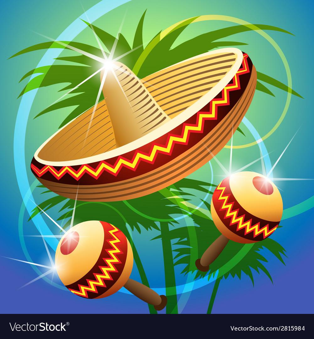 Fiesta time vector | Price: 1 Credit (USD $1)