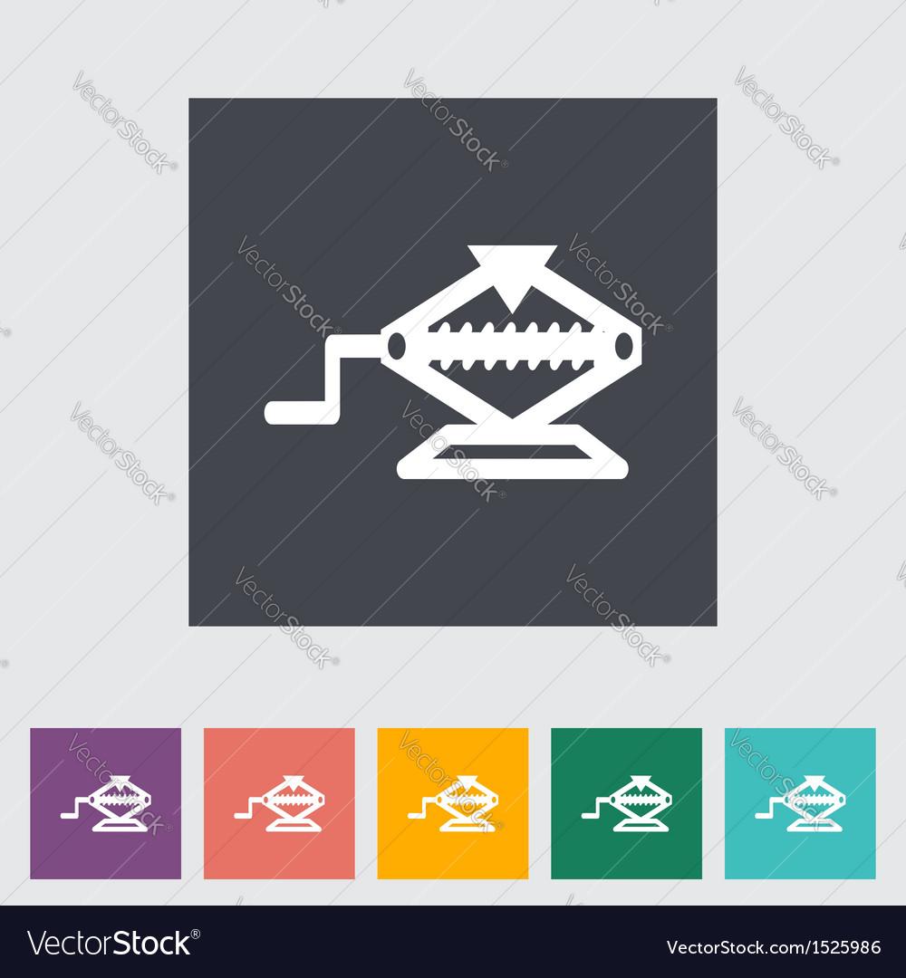 Icon jack vector | Price: 1 Credit (USD $1)