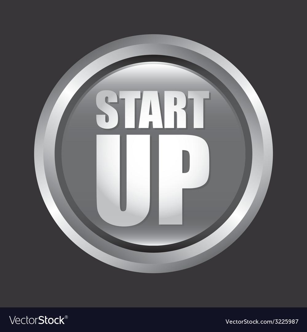 Start up design vector | Price: 1 Credit (USD $1)