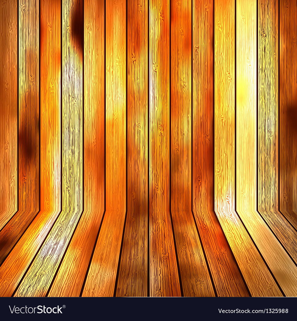 Background wooden floor boards  eps10 vector | Price: 1 Credit (USD $1)