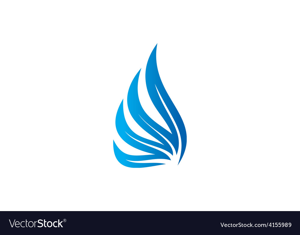 Wing abstract logo vector | Price: 1 Credit (USD $1)