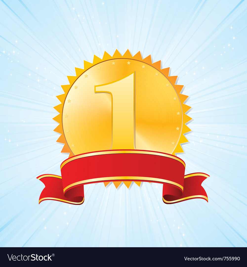 Golden award vector | Price: 1 Credit (USD $1)