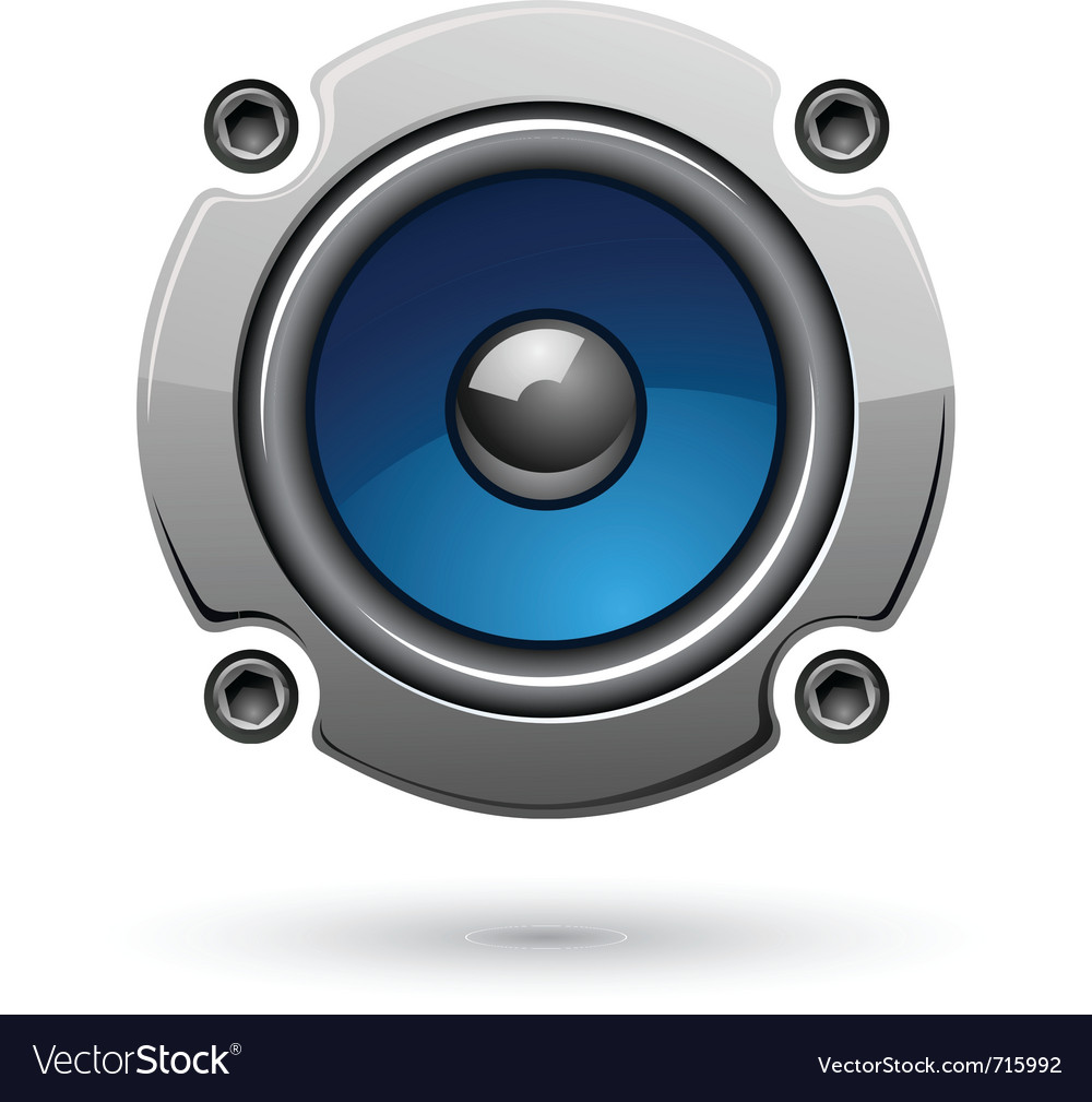 Speaker vector | Price: 3 Credit (USD $3)