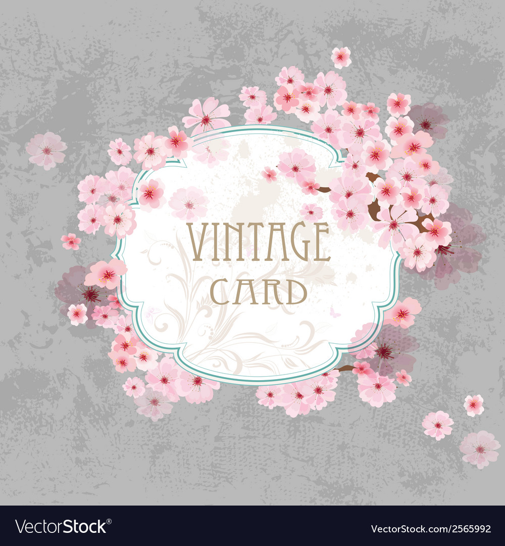 Vintage label for your design vector | Price: 1 Credit (USD $1)