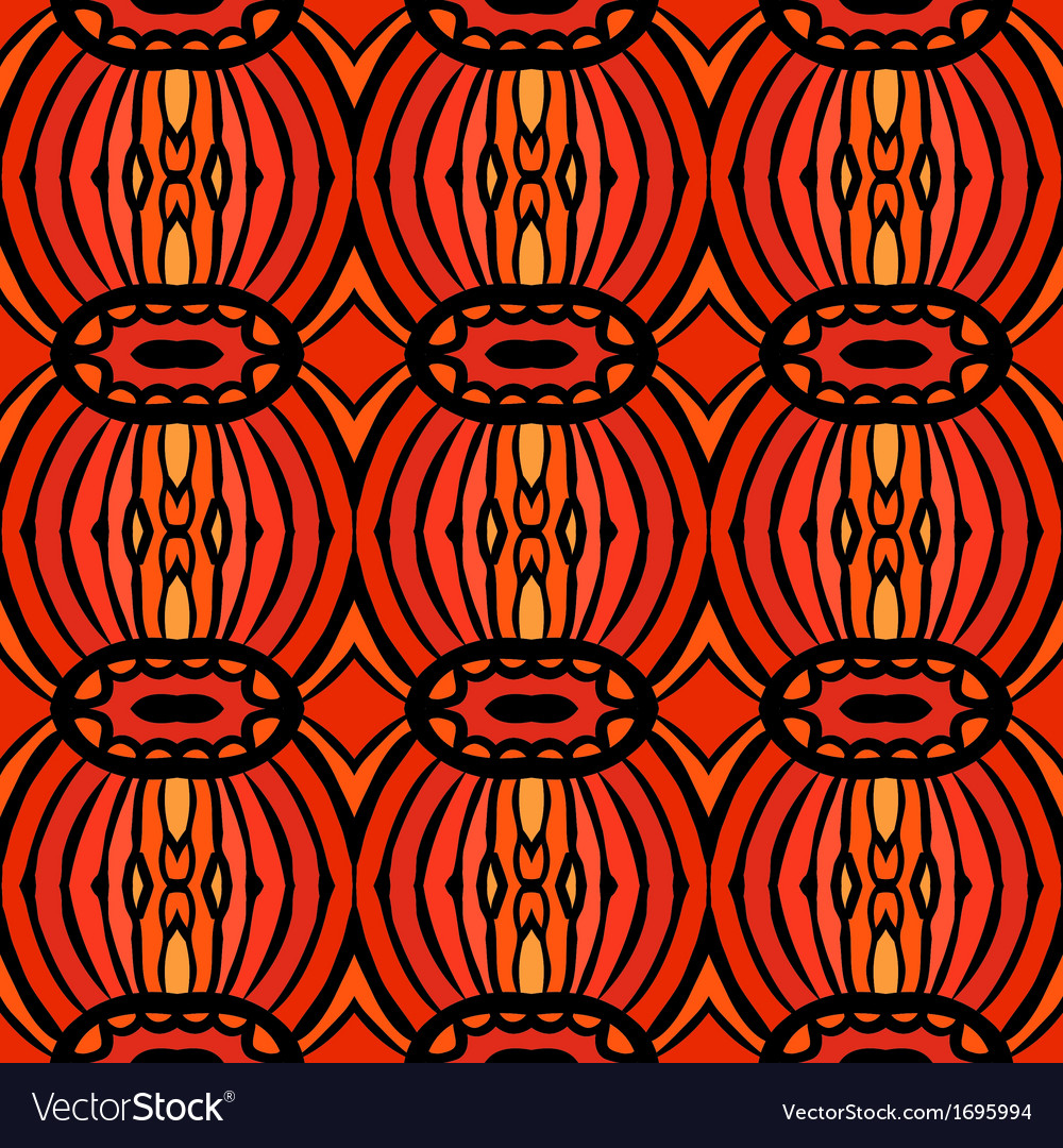 African tribal pattern vector | Price: 1 Credit (USD $1)