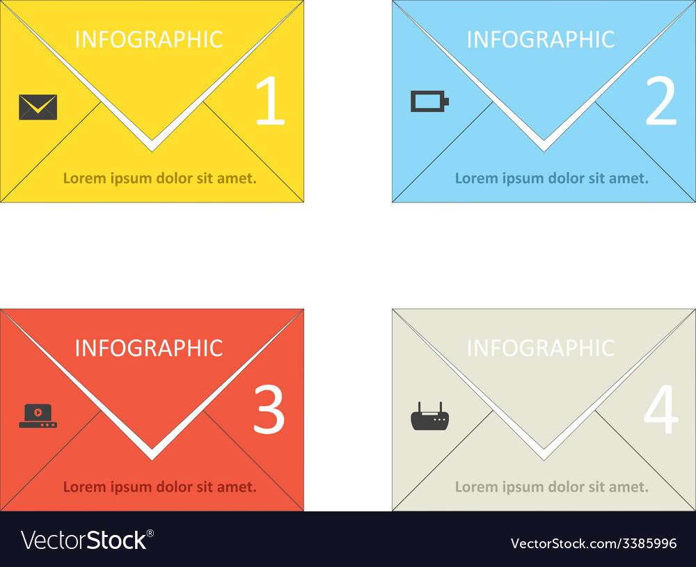 Infographic 142 vector | Price: 1 Credit (USD $1)