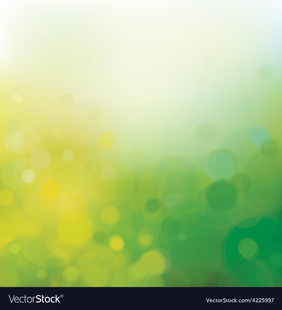 Yellow green background vector | Price: 1 Credit (USD $1)