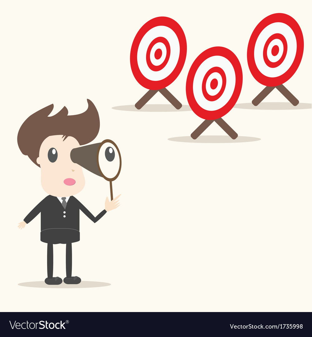 Target sign vector | Price: 1 Credit (USD $1)