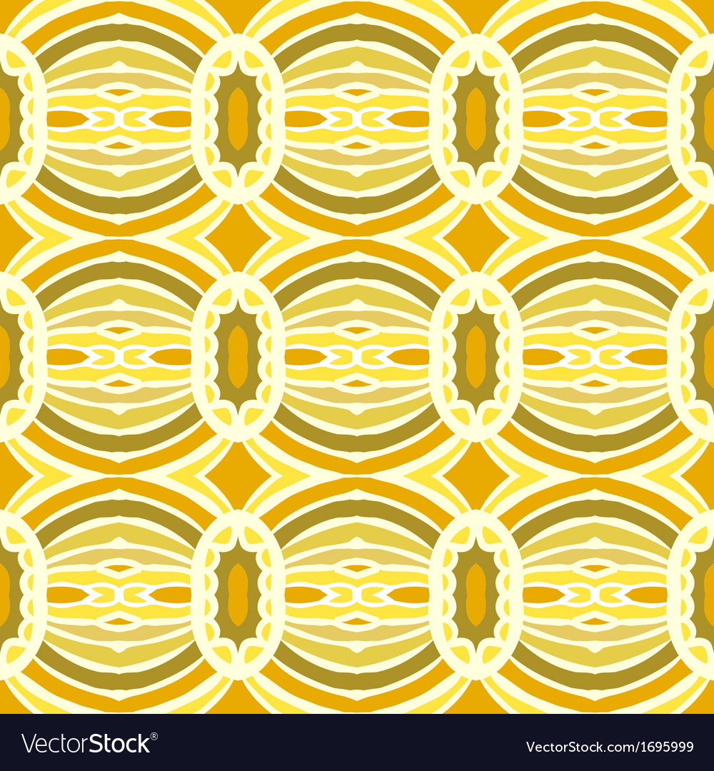 Tribal pattern with overlapping circles vector | Price: 1 Credit (USD $1)