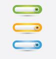 Button web vector