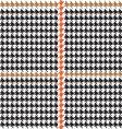 Pullover pattern vector
