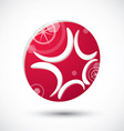 Star icon abstract icon 3d symbol vector