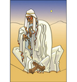 Bedouin vector