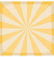 Background with beams vector