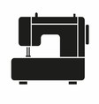 Sewing machine vector