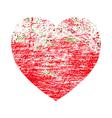 Brushed valentine vector