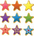 Star cookies vector