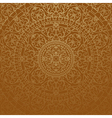 Brown oriental background vector