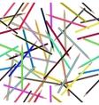 Pencil seamless pattern vector