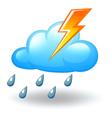 A thunder vector