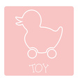 Toy design vector