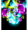 Graffiti paint art background vector