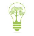 Eco energy design vector