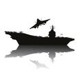 Navy power vector