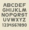 Font set vector
