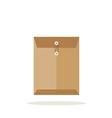 Envelope flat design vector