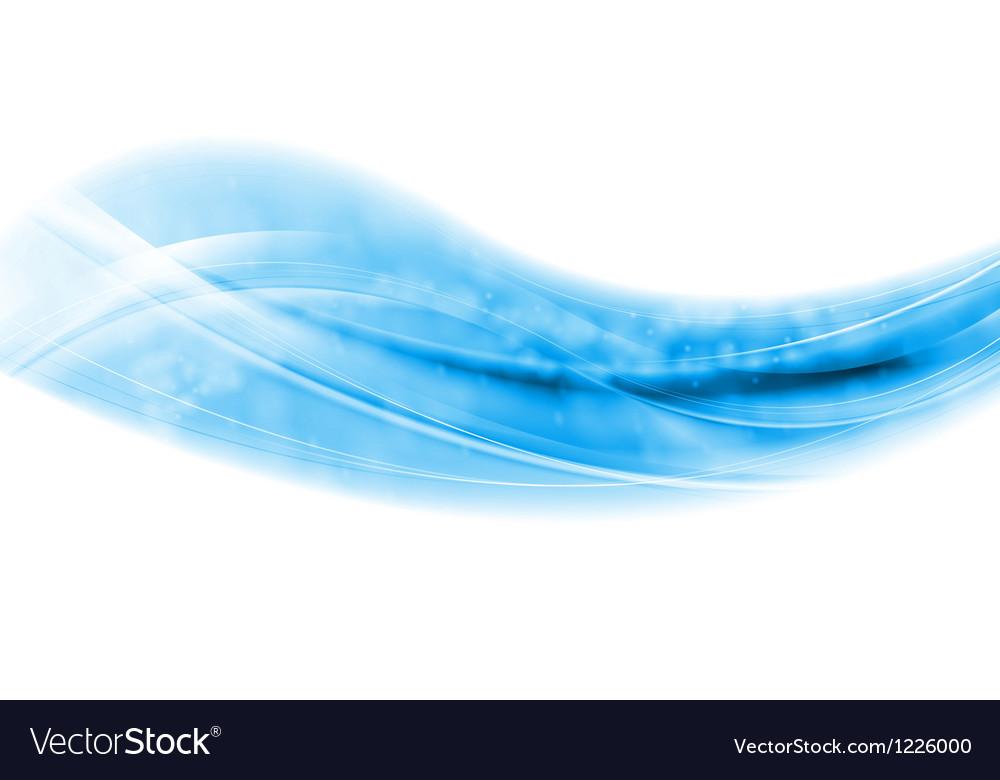Bright modern wavy backdrop vector | Price: 1 Credit (USD $1)