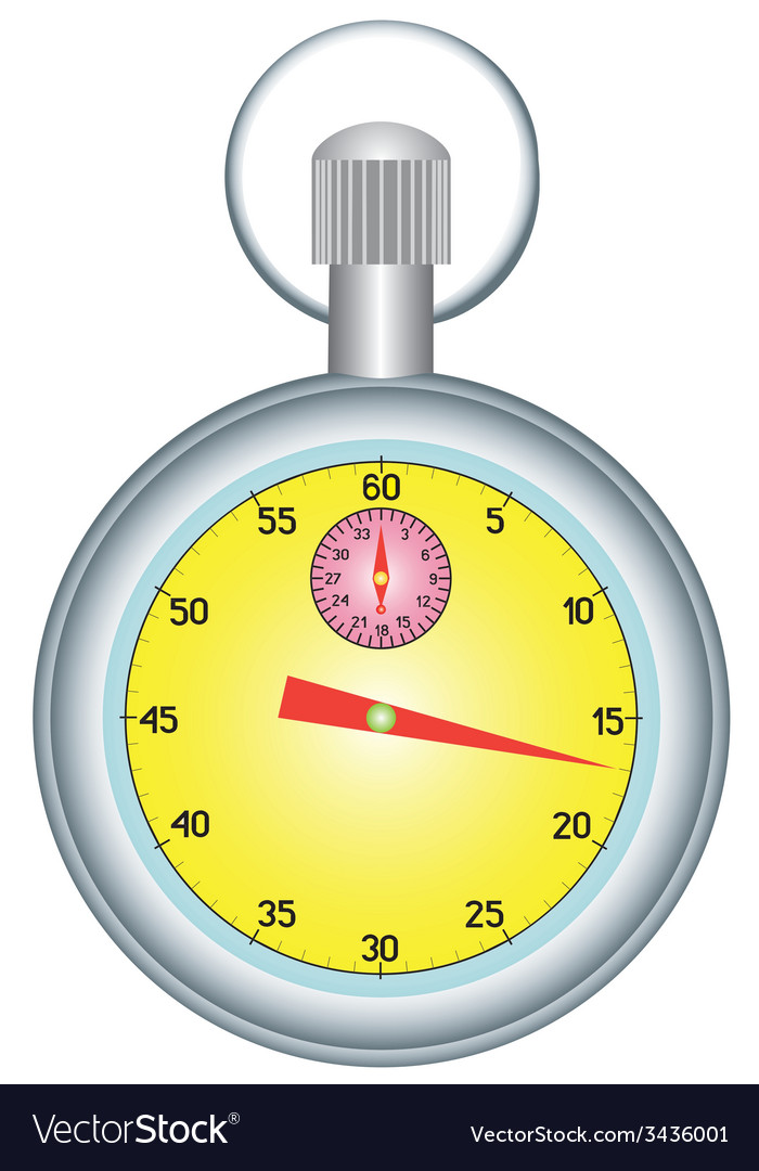 Stop watch vector   Price: 1 Credit (USD $1)