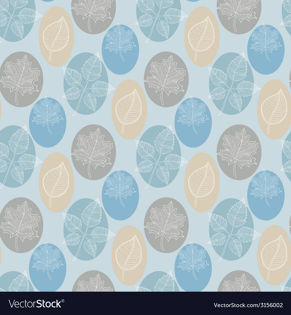 Autumnseamless pattern vector | Price: 1 Credit (USD $1)