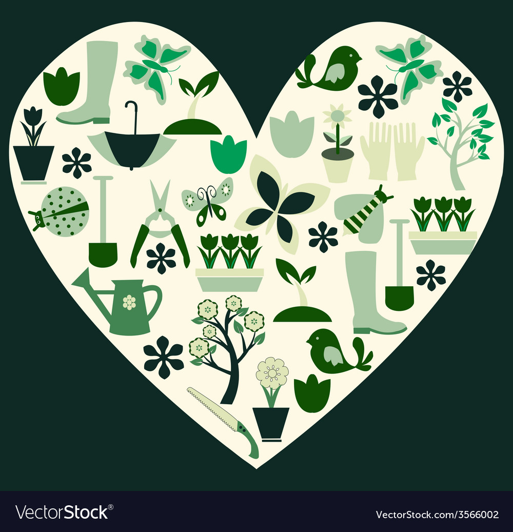 Spring symbol 3 38 vector | Price: 1 Credit (USD $1)
