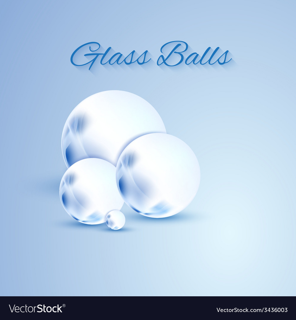 Glass sphere vector   Price: 1 Credit (USD $1)