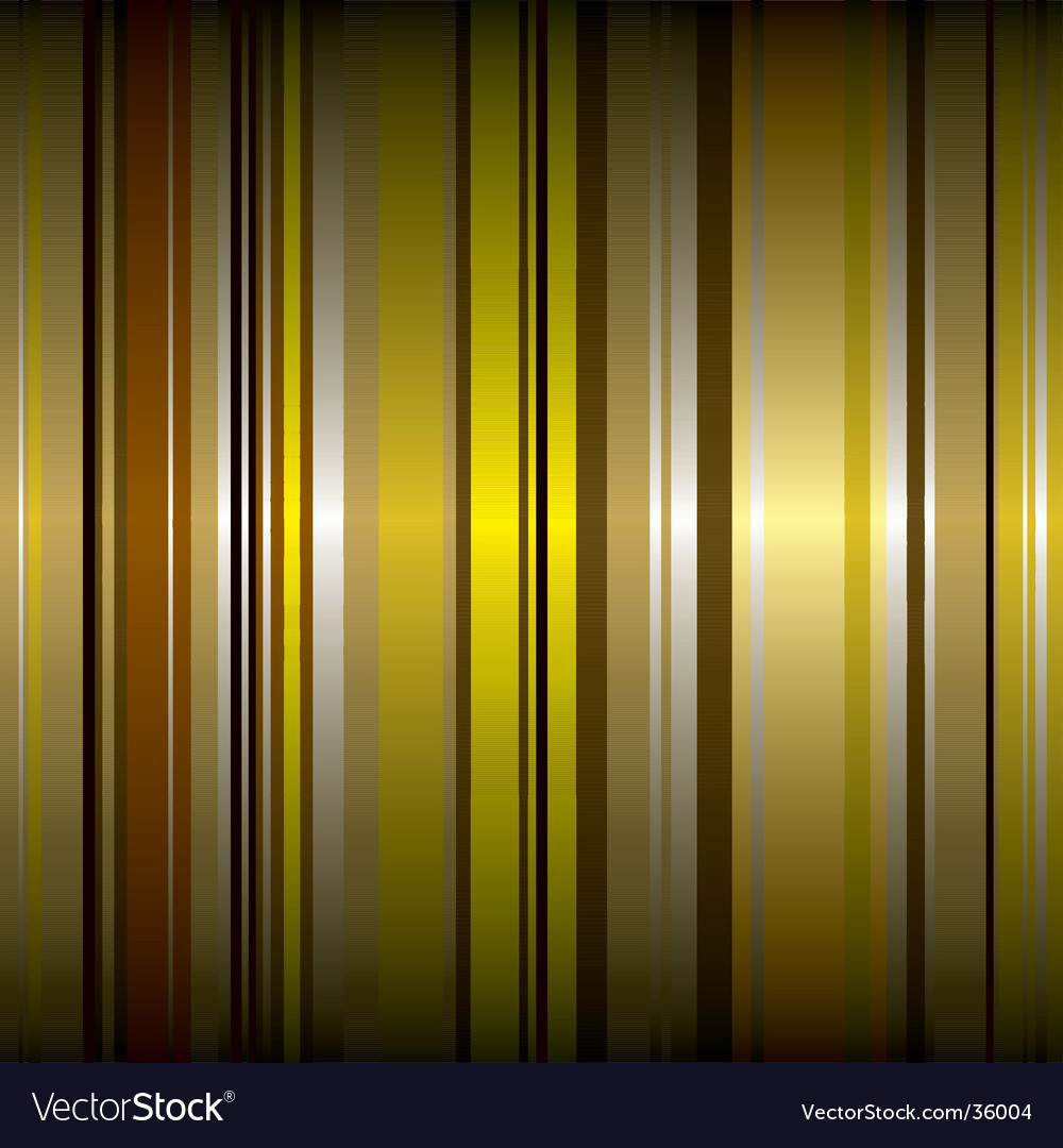 Golden wallpaper stripe vector | Price: 1 Credit (USD $1)